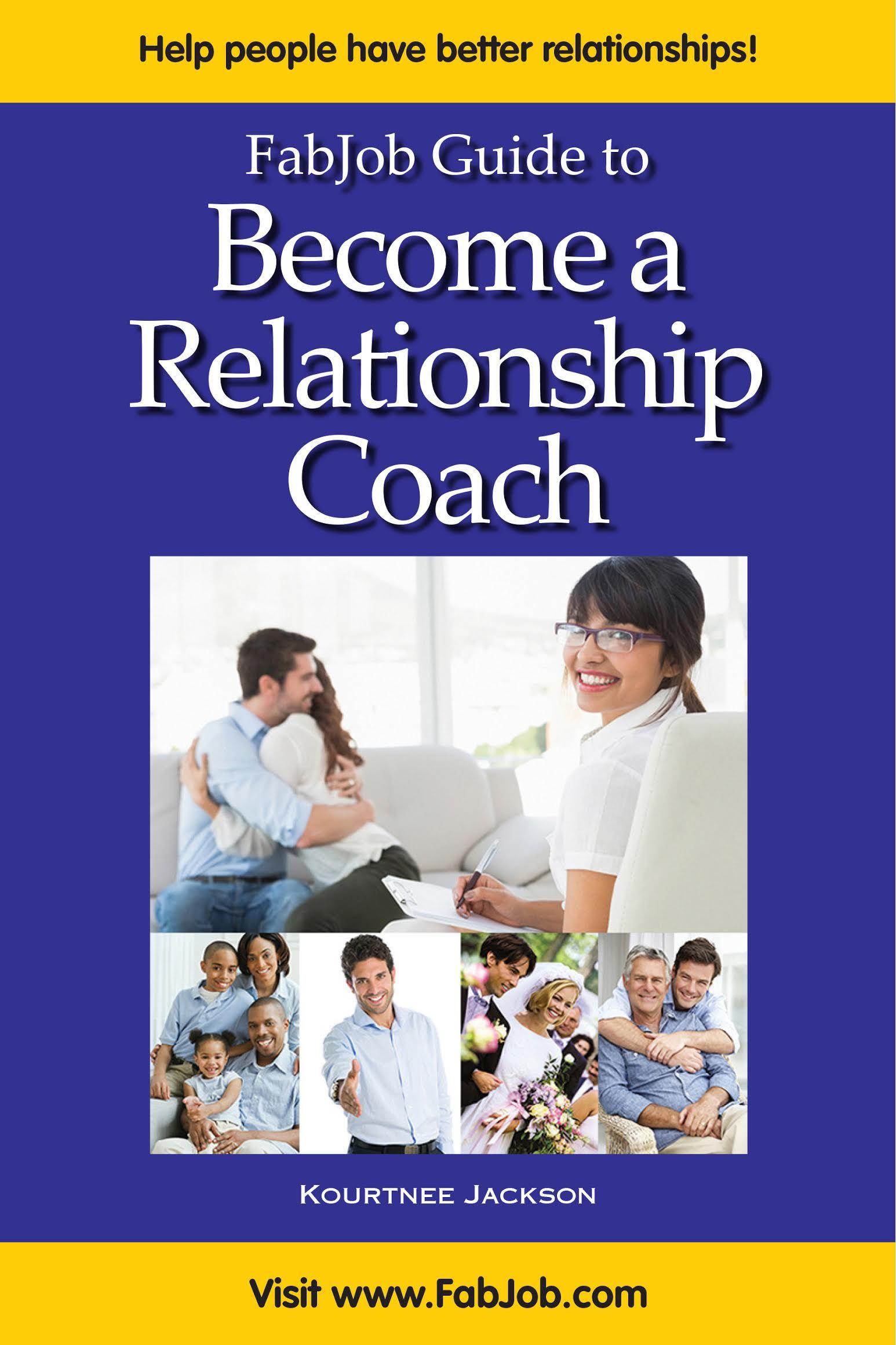 FabJob E-books - Dream Career Guides | Relationship coach