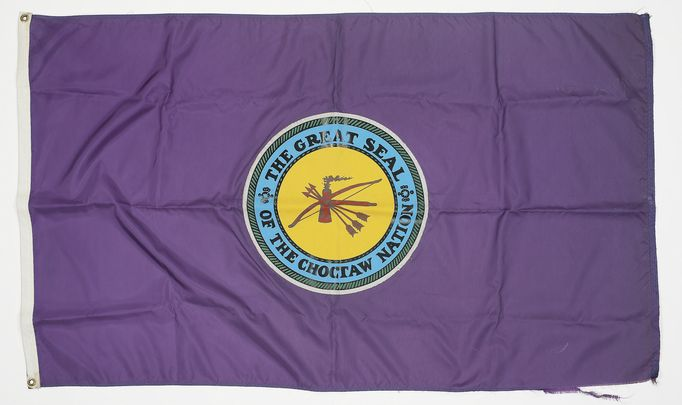 Flag Day Is Today So Here Is Another Flag To Celebrate From The Choctaw Nation Of Oklahoma This Flag Flown During The Choctaw Nation Choctaw Indian Nation