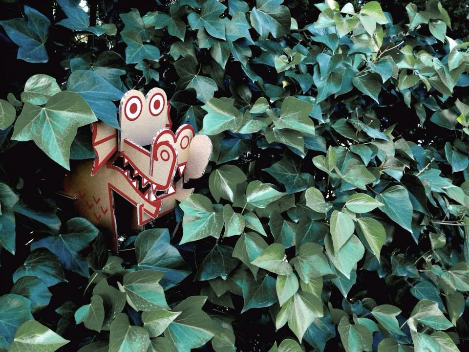 Marioneta. Adolfo el dragón