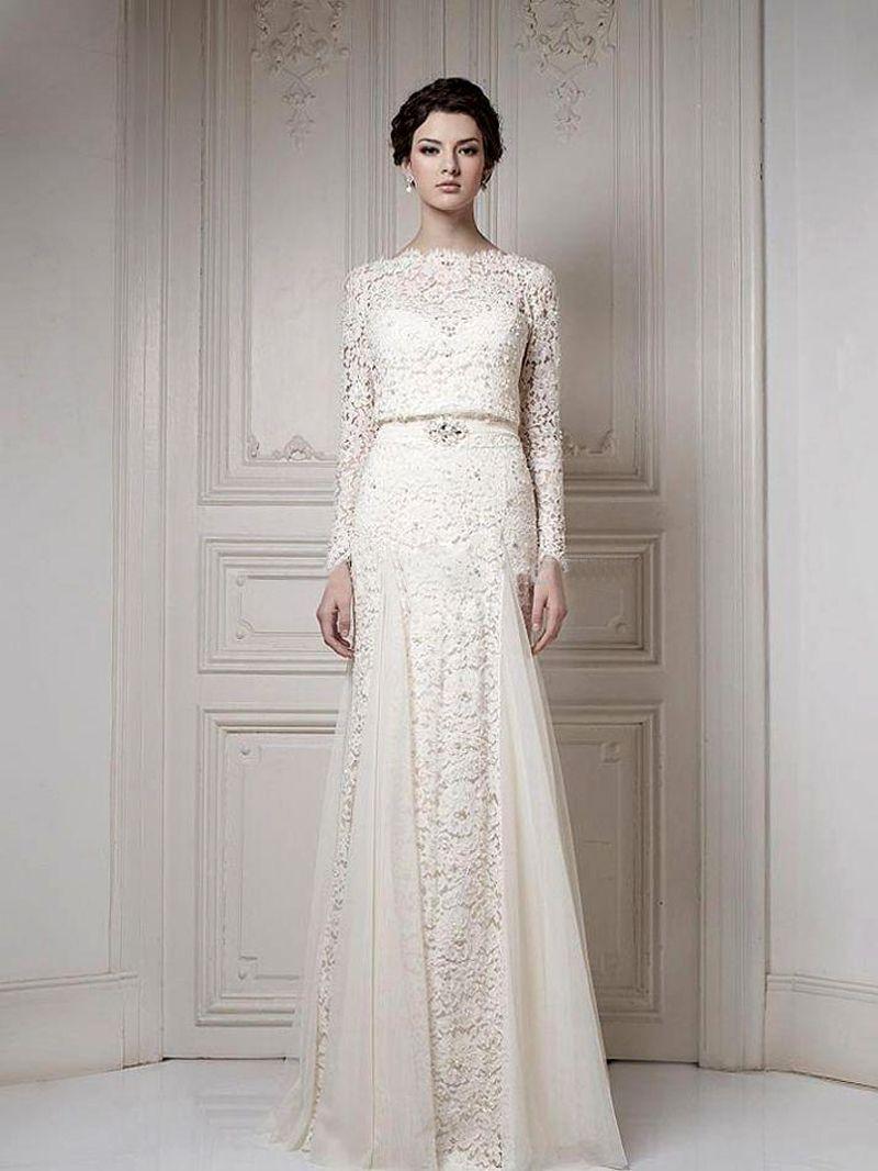 Alia bastamam wedding dress  Mermaid One Shoulder Chapel Train Organza Wedding Dress Wedding Gown