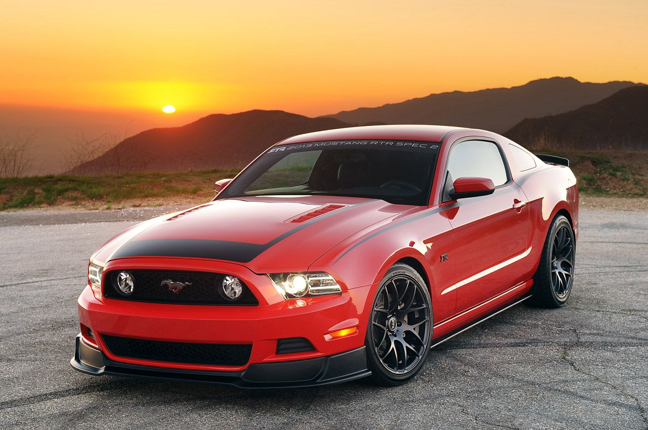 2013 Ford Mustang RTR | First Cars | Pinterest | Ford mustang ...
