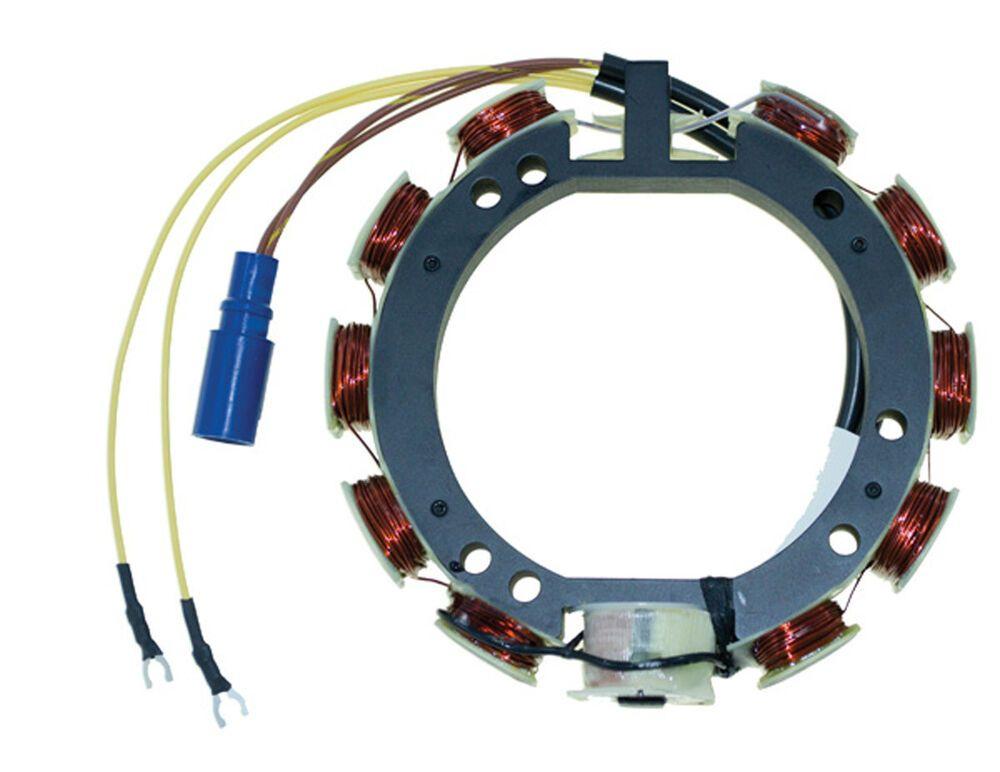 Johnson / Evinrude 85-115 Hp 9 Amp Stator - 173-3536