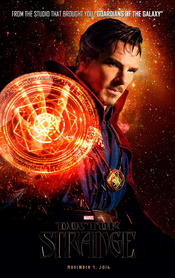 Image result for dr strange movie poster