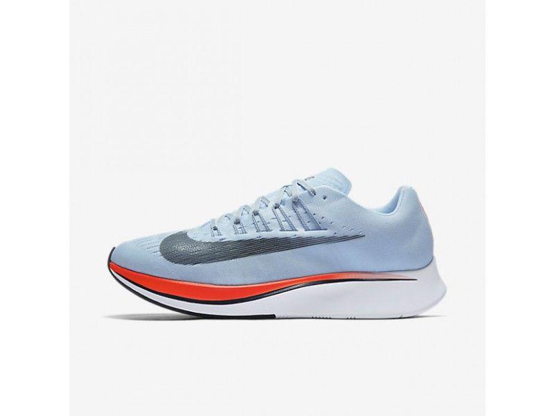 finest selection 6c54e c7d51 ... sale nike zoom fly hommes chaussures pas cher ice bleu bright crimson  university rouge 9a7e4 6073f
