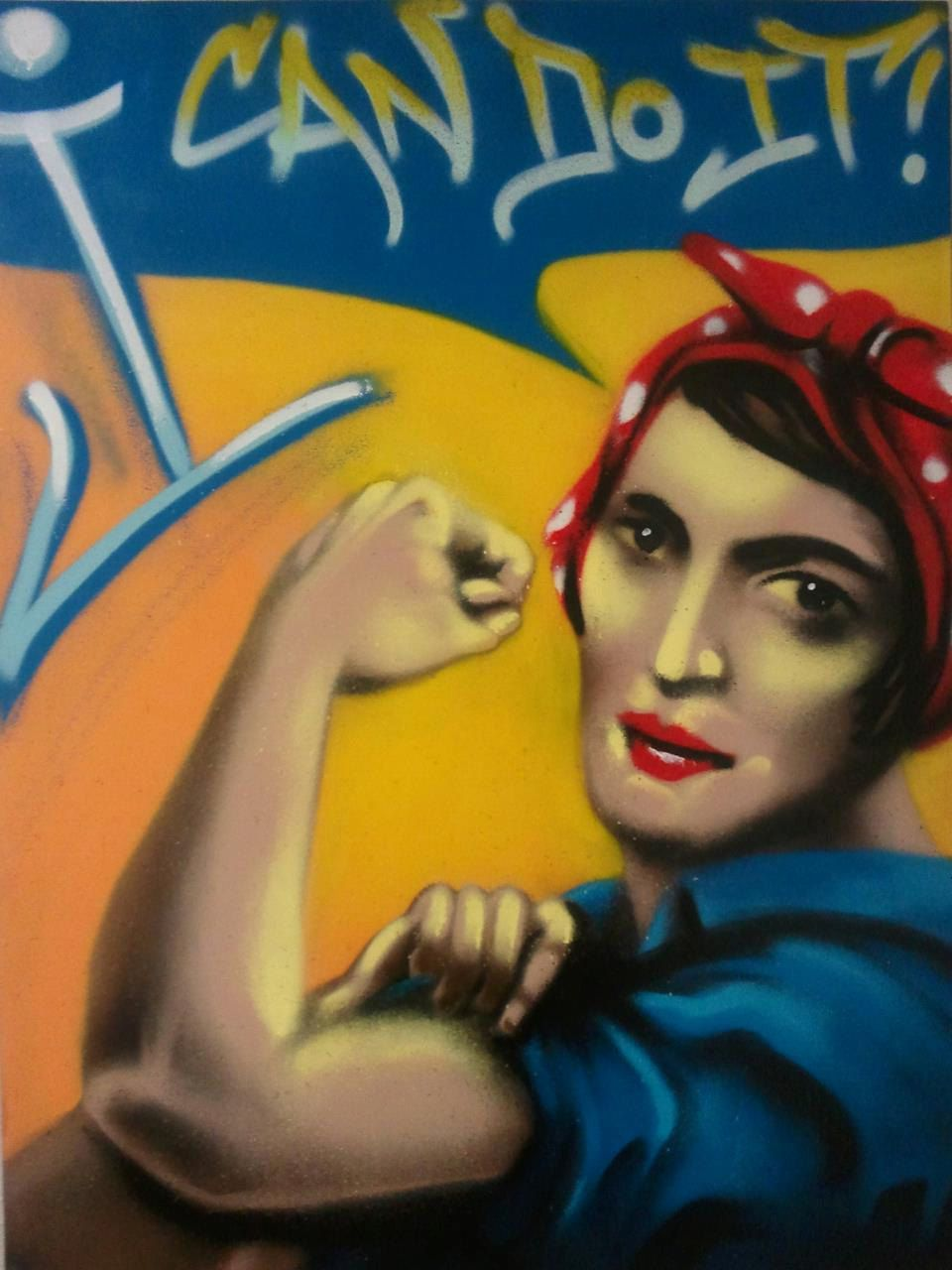 rand the riveter i can do it ayn rand libertarian art rand the riveter i can do it ayn rand libertarian art