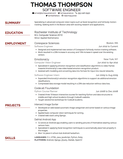 Creddle | sanjay lahoti | Pinterest | Resume, Sample resume and ...
