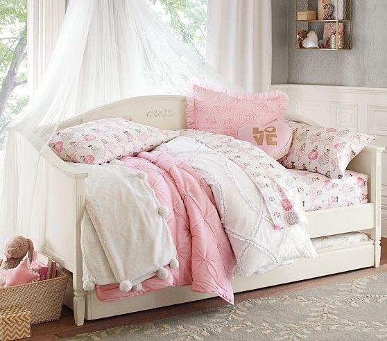 Madeline Daybed Pottery Barn Kids Girls Bedroom Sets Home