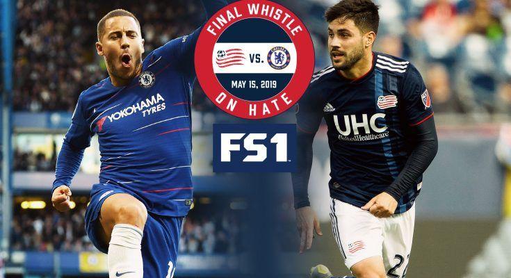New England vs Chelsea LIVE Reddit Soccer Streams 16 May