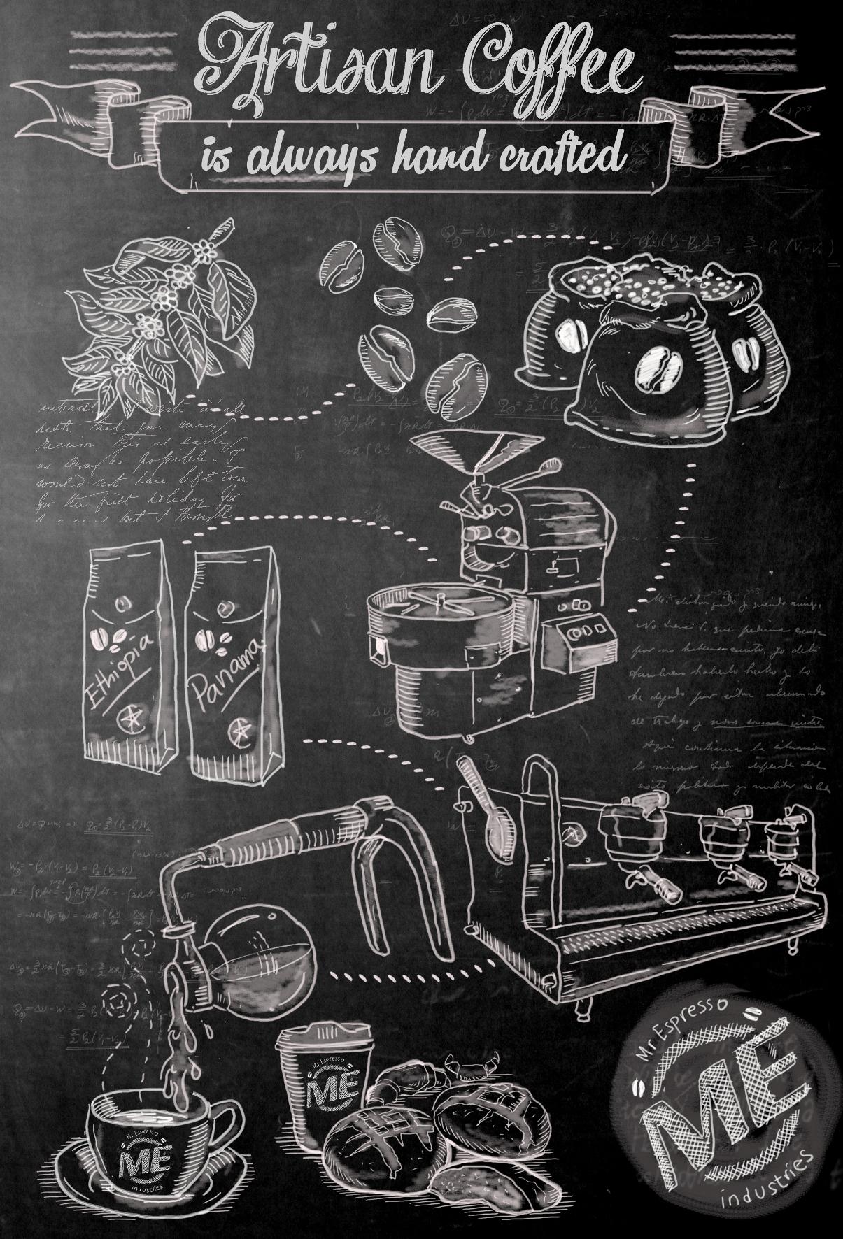 Pin by Jupey Gale on Coffee Chalkboard Art | Pinterest | Coffee ...