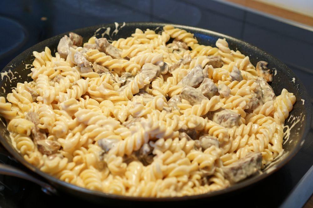 enkla pastarätter recept