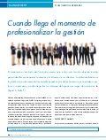 Profesionalizar la Gestión | Por Miguel A. Kelly