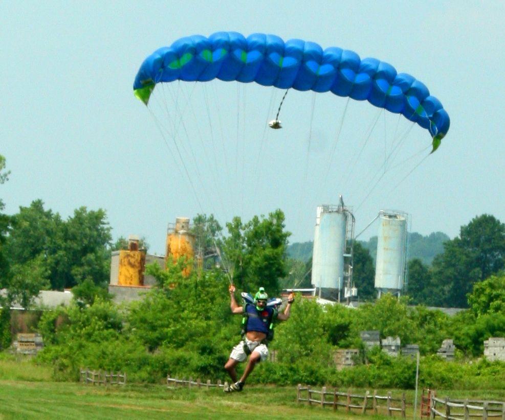 Skydive West Virginia Skydivers West Virginia Skydiving Paragliding