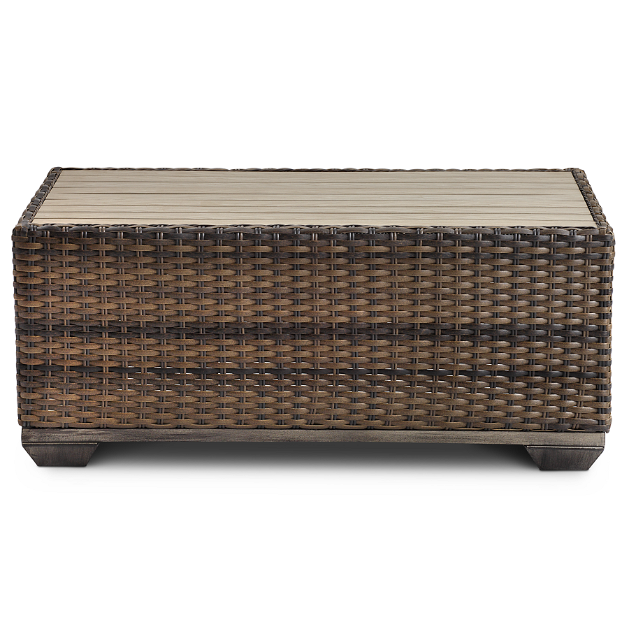 Embrace Outdoor Living With The Brookstone Coffee Table In