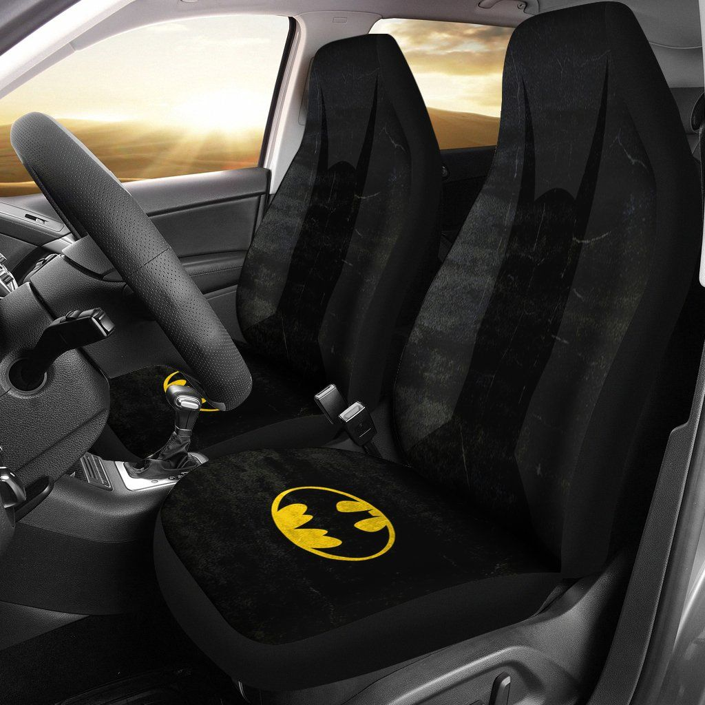 Brilliant Batman Shadow Car Seat Covers Car Seat Covers Seat Dailytribune Chair Design For Home Dailytribuneorg