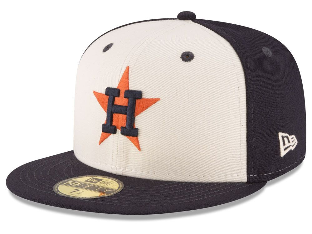 0a9bfa1ef Houston Astros New Era MLB Vintage Throwback 59FIFTY Cap | Christmas ...