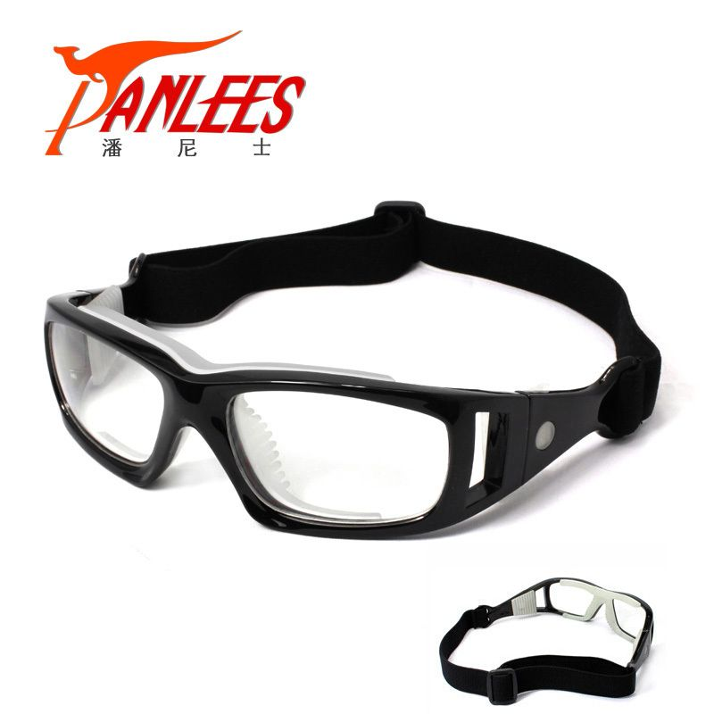 88be326f9a Adjustable PC Eyeglasses Sports Eyewear Prescription Goggle Basketball  Handball Myopia Glasses