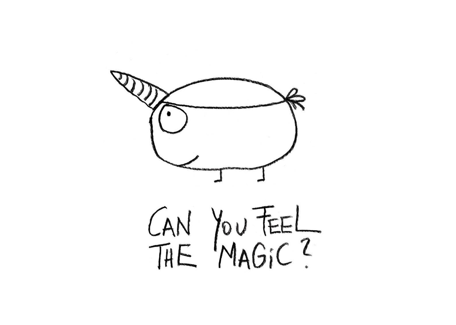 Postcard Magic guinea pig-eDITION GUTE GEISTER #geisterbasteln