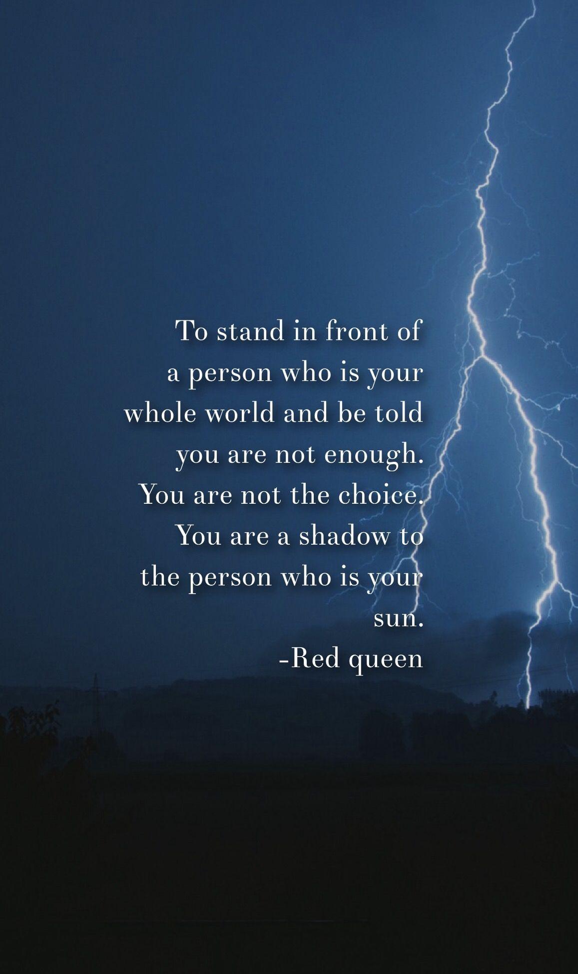 Red Queen Quote Red Queen Quotes Red Queen Red Queen Victoria Aveyard