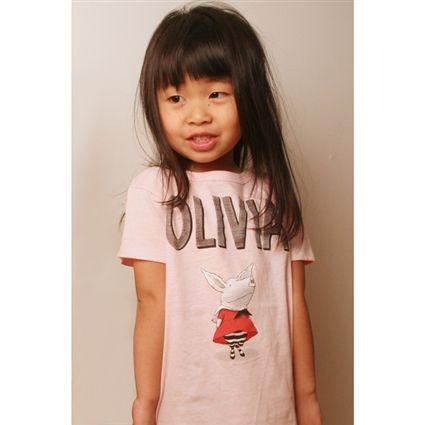 Olivia literary t-shirt   Outofprintclothing.com
