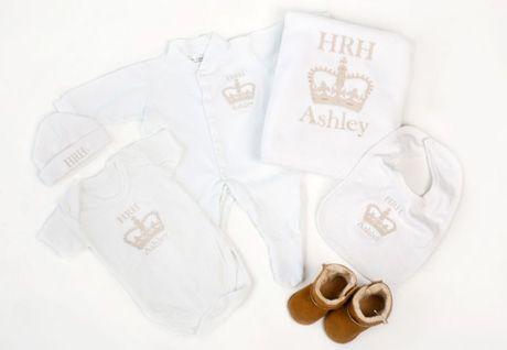 Royal baby memorabilia – in pictures