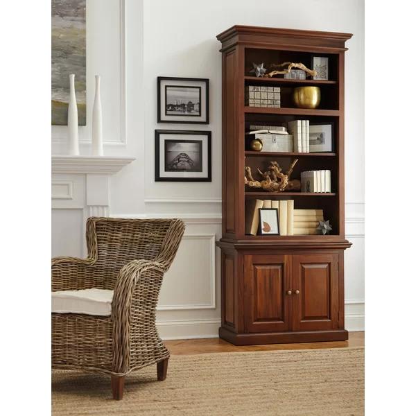 Addington Standard Bookcase Bookcase, Nesting tables