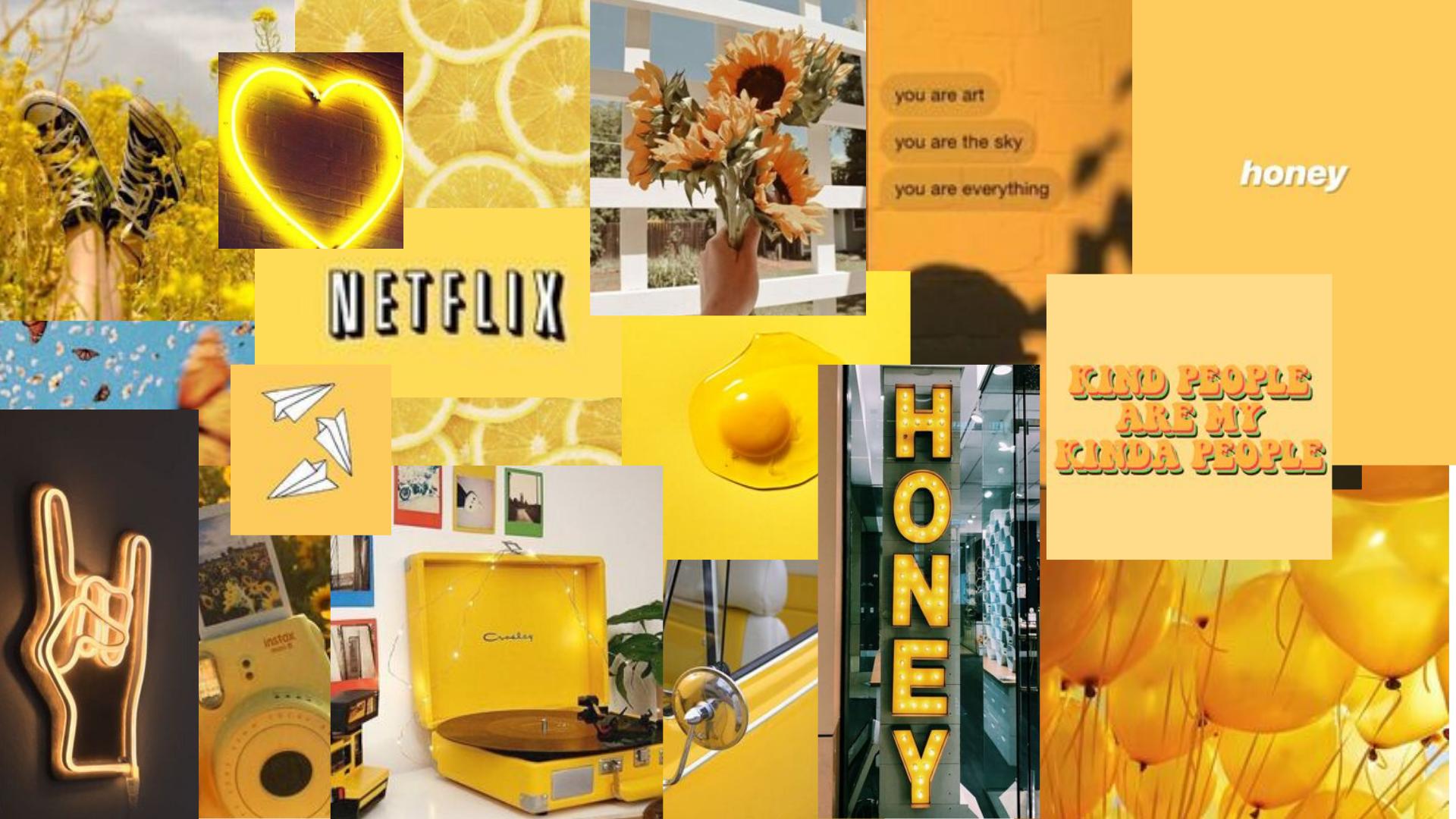 Golden Yellow Wallpaper Photo Yellow Wallpaper Cute Laptop Wallpaper Macbook Wallpaper