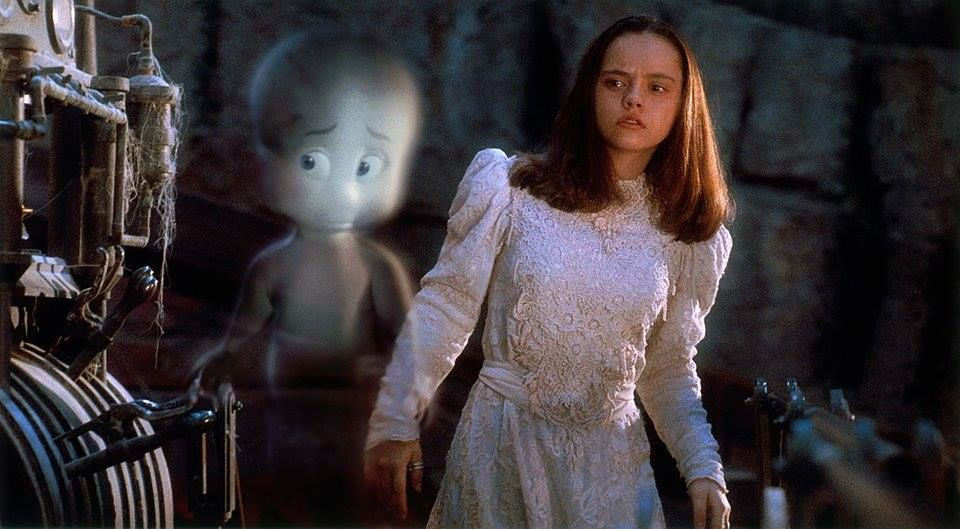 Casper (voiced by Malachi Pearson) is a kind young ghost who ...