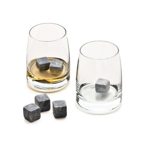 Brilliant Tandem 9 Piece Whiskey Glass Set Clear Perfect Glass