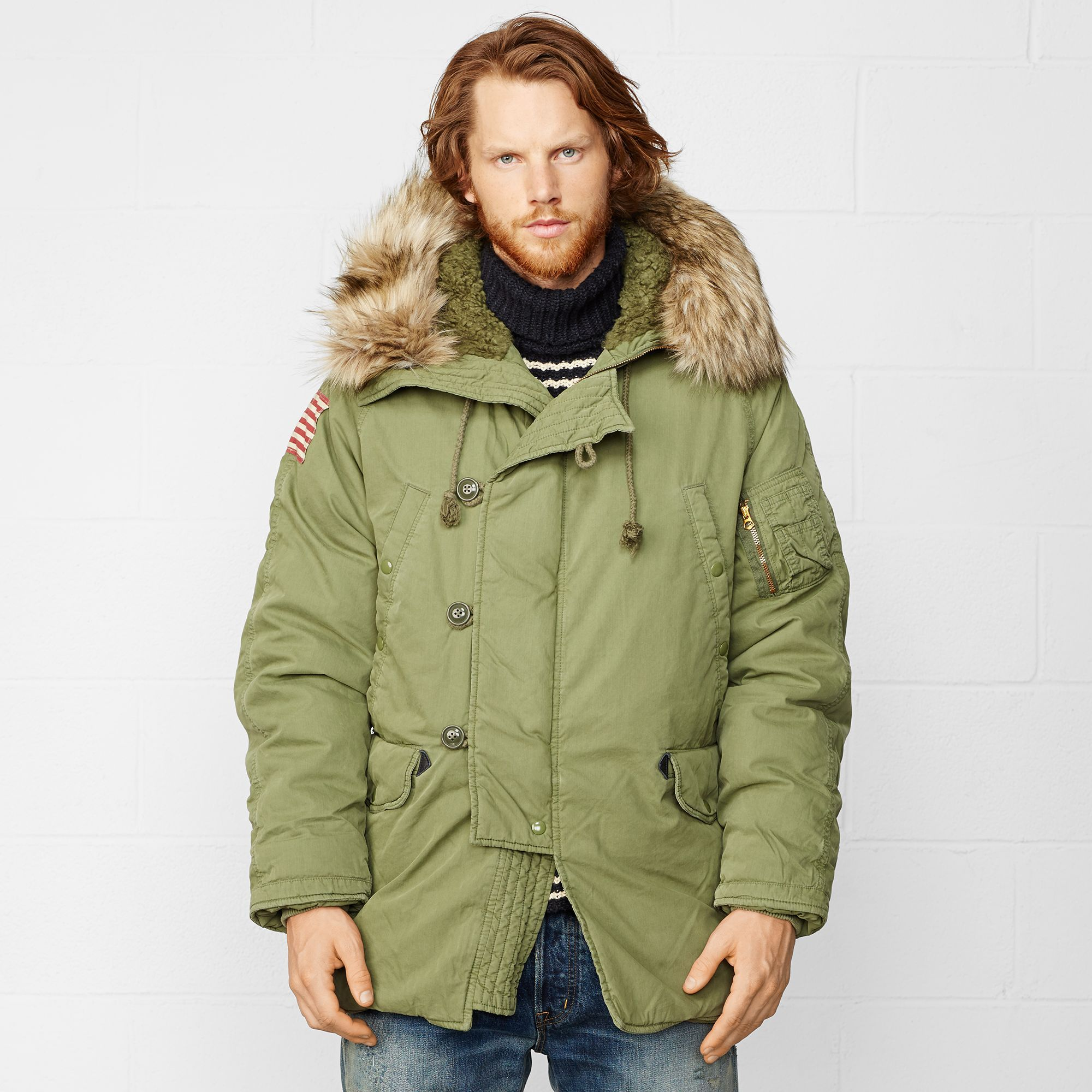 Down Snorkel Jacket Denim And Supply Jackets Outerwear Jackets [ 2000 x 2000 Pixel ]