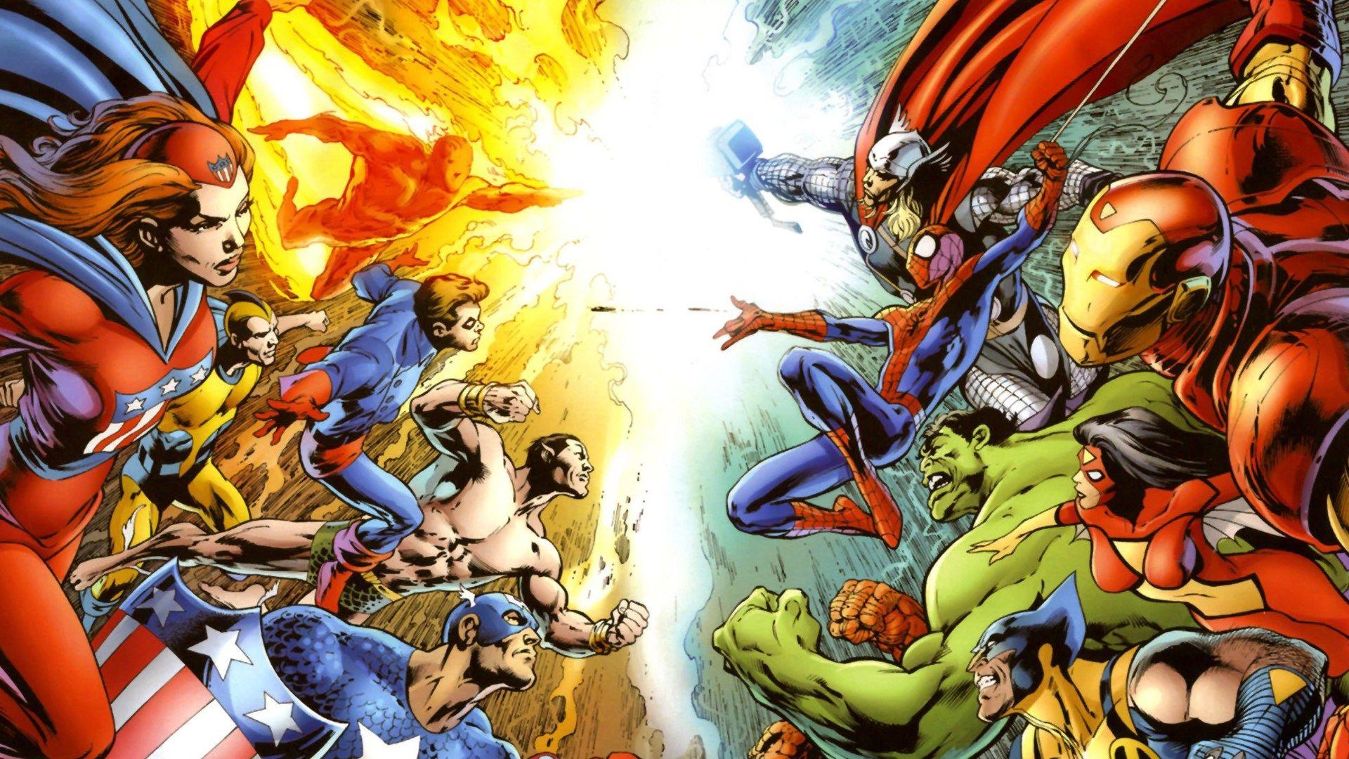Обои На Рабочий Стол Супергерои