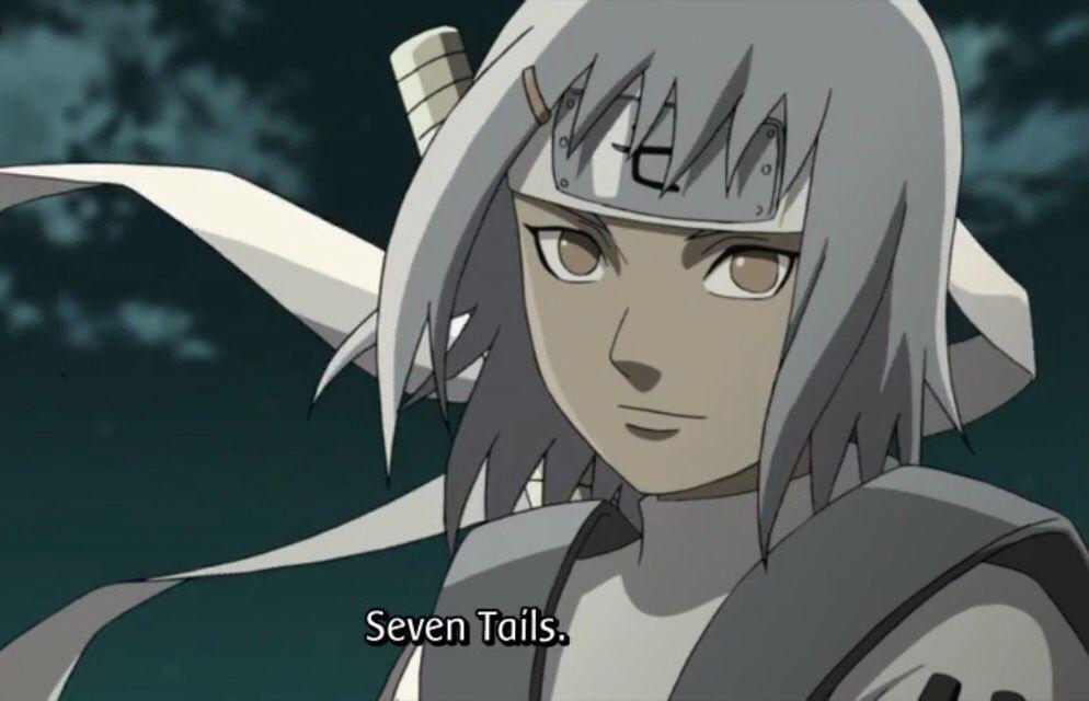 Fuu The Seven Tails Jinchuriki Naruto Naruto Naruto Shuppuden