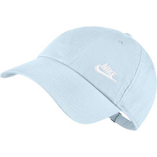 Nike Women s Twill H86 Cap (White Black bf51305bcfc9