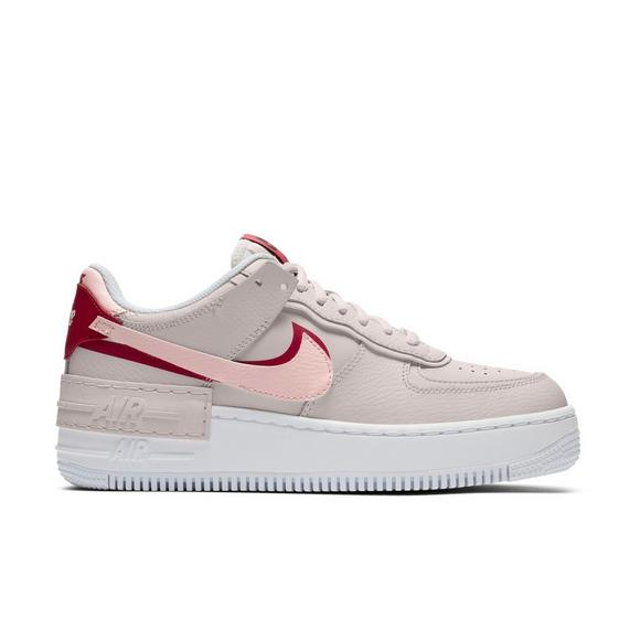 Nike Air Force 1 Shadow Phantom Echo Pink Women S Shoe Hibbett City Gear Nike Air Force Nike Air Nike