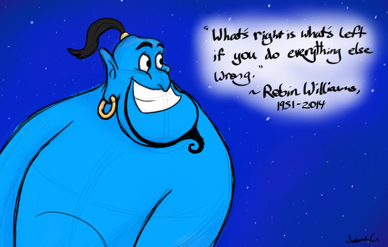 Genie  A Robin Williams Tribute   Robin williams, Robin williams ...