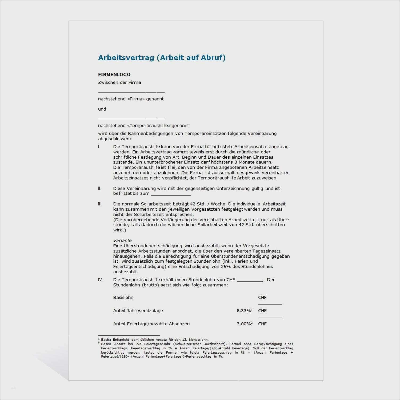 Suss Arbeitsvertrag Vorlage Handwerkskammer