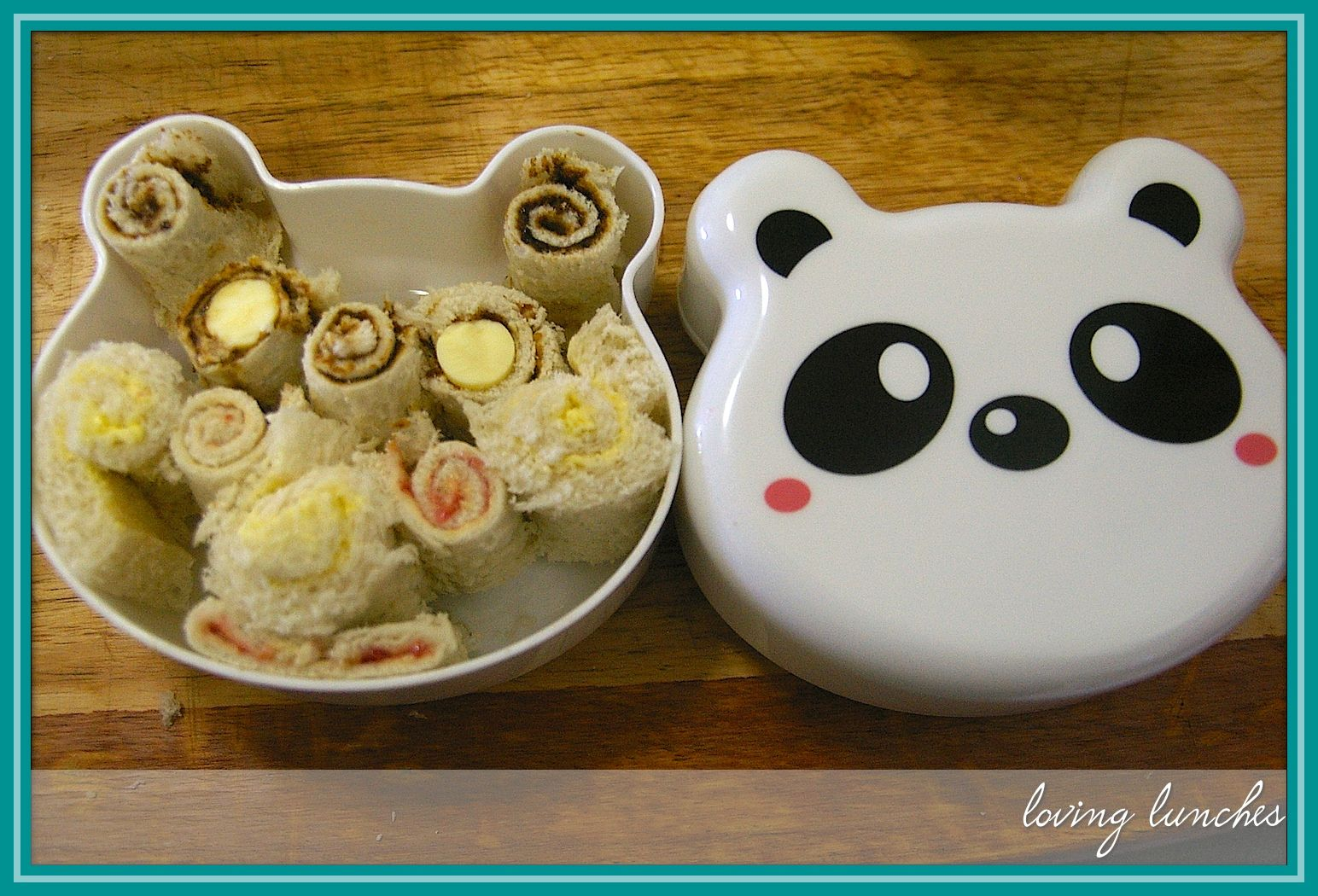 Loving Lunches: Lions & Tigers & Pandas. . . Omai! (Giveaway)