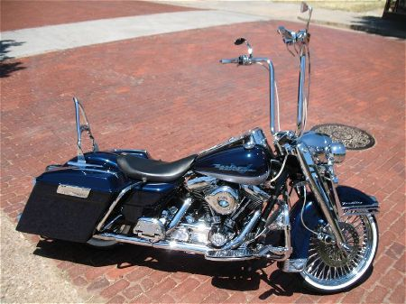 Harley Davidson Road King Baggers 1995 Harley Davidson Flhr Road King Photo 3 1995 Flhr Road King Road King Harley Davidson Road King Harley Davidson