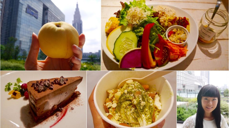What I eat in a day 14 Japan [Shinjuku Tôkyô] Ain Soph Food show #YouTube #Video