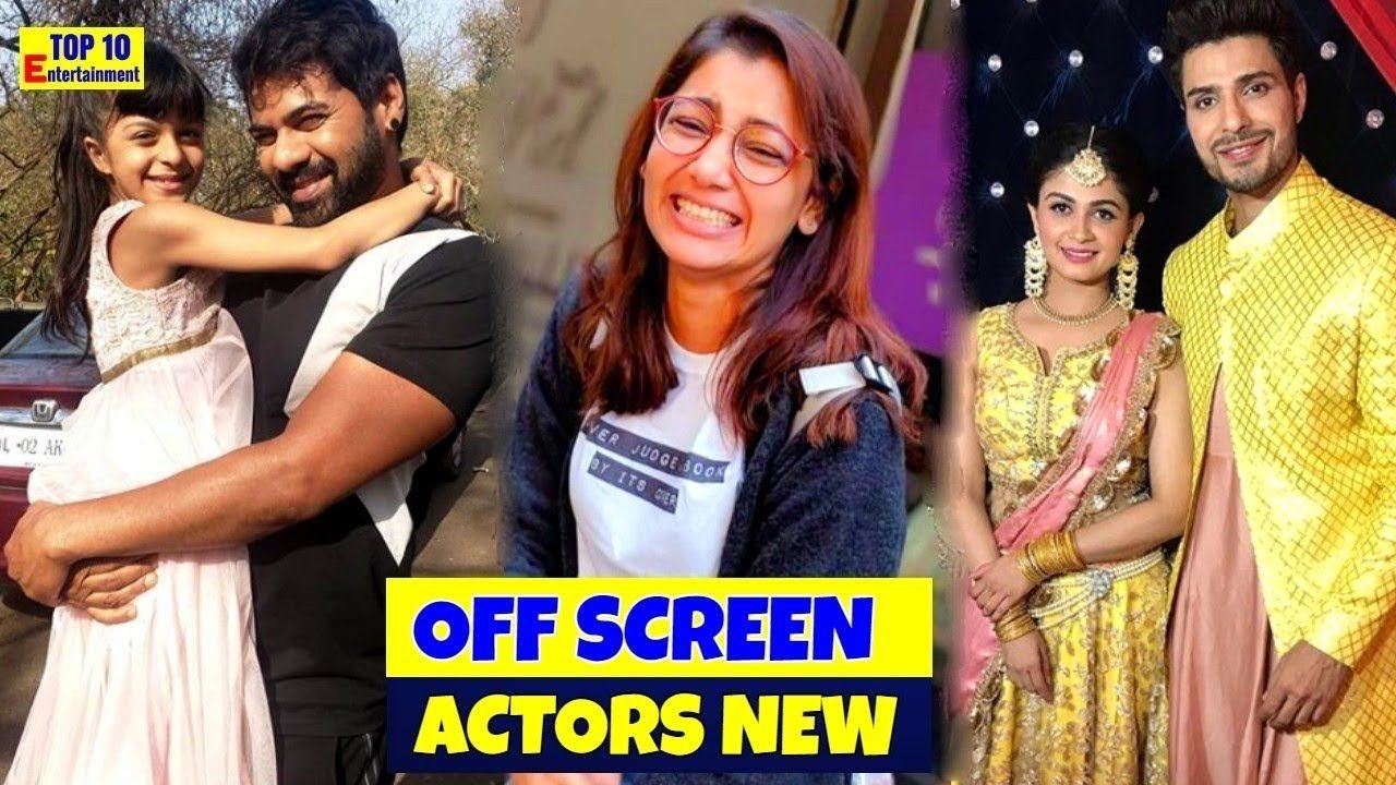 Kumkum Bhagya serial actor latest offscreen masti 2019 | television