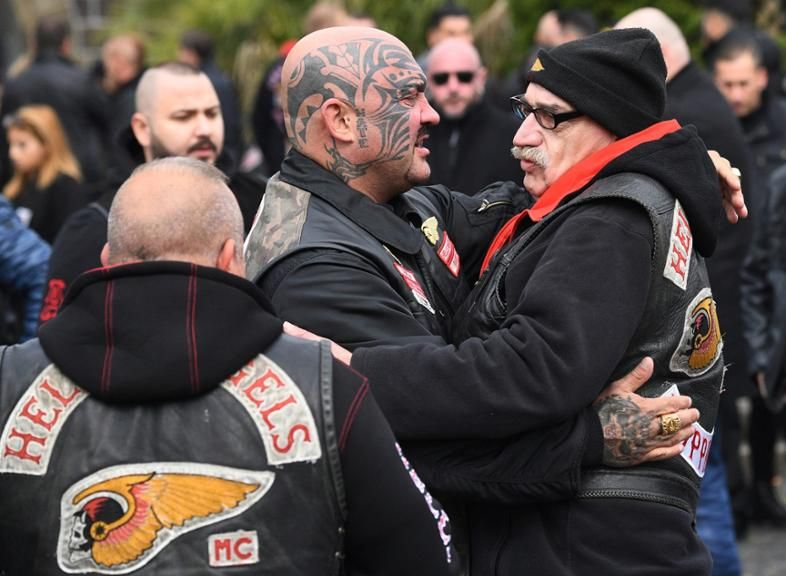 Former Hell's Angel Reveals Secret Homosexual Meaning Behind Why Bikers Wave When They Pass Each Other