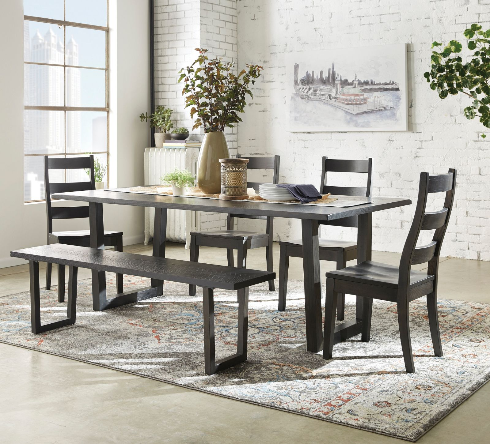 The Detroit Dining Company makes durable solid
