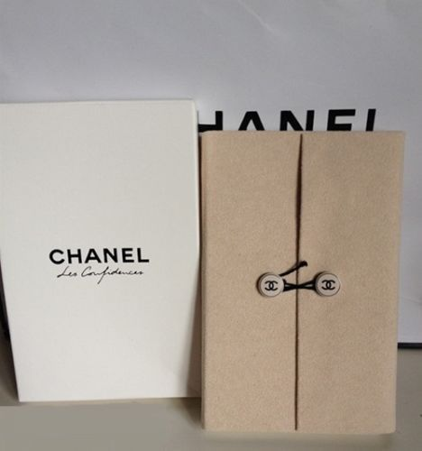 CHANEL Notebook VIP Gift New in Box