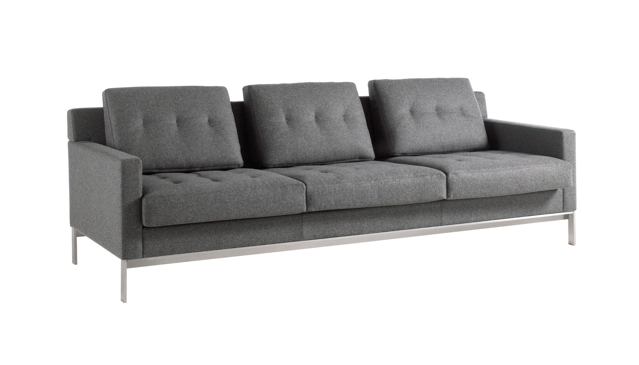 Inspired By A Mid Century Design From Metro Furniture Coalesse Millbrae Lifestyle Sofa Furniture Sofa Three Seat Sofa