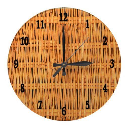 Bamboo Design Clock Clock Clock Design Bamboo Design