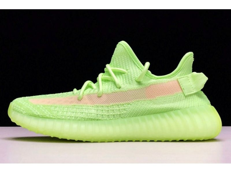 Adidas Yeezy Boost 350 V2 Glow In The Dark EG5293 in 2020