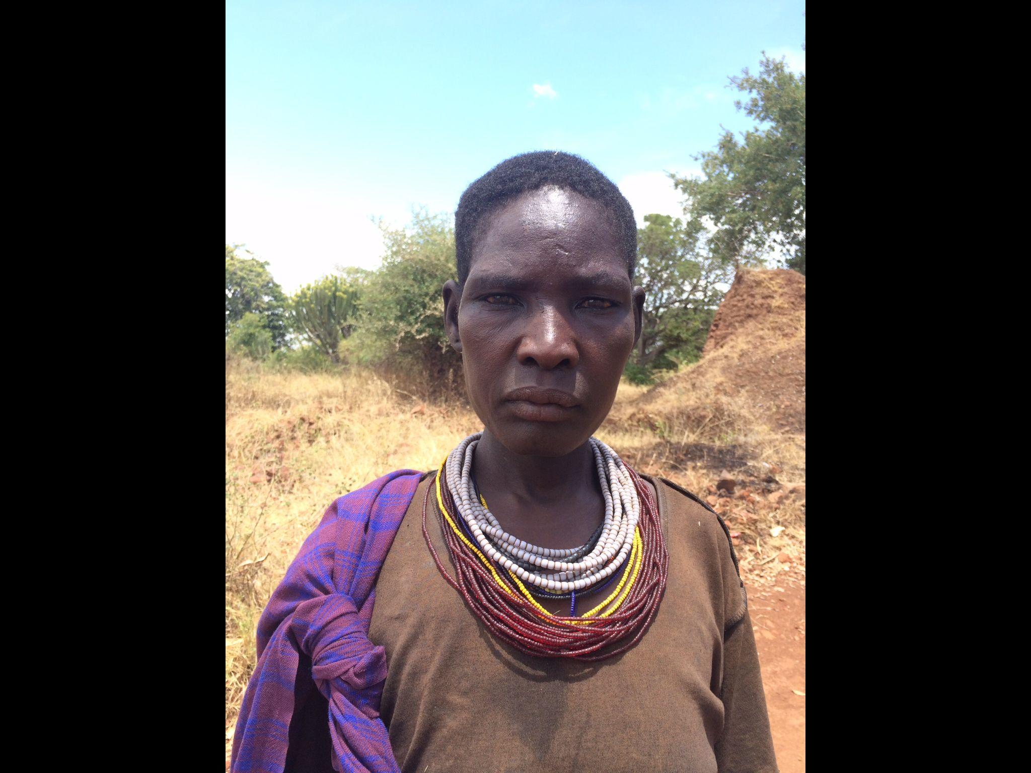 Karamajong tribe October 2015