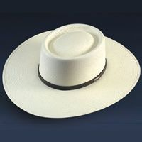 6436f8d33 The Atwood Elko Vaquero style hat is one of our best selling flat ...