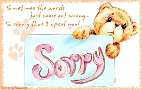 Lovely Innovative, Thoughtful And Inspiring Sorry Text Messages For Hurting. Send  From These Samples For The Hurt Person To Make Him Or Her Feel Better And  Forgive ... Throughout Apology Card Messages