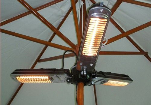 Keeping You Warm On Those Chilly Evenings Outdoor Parasol Heater