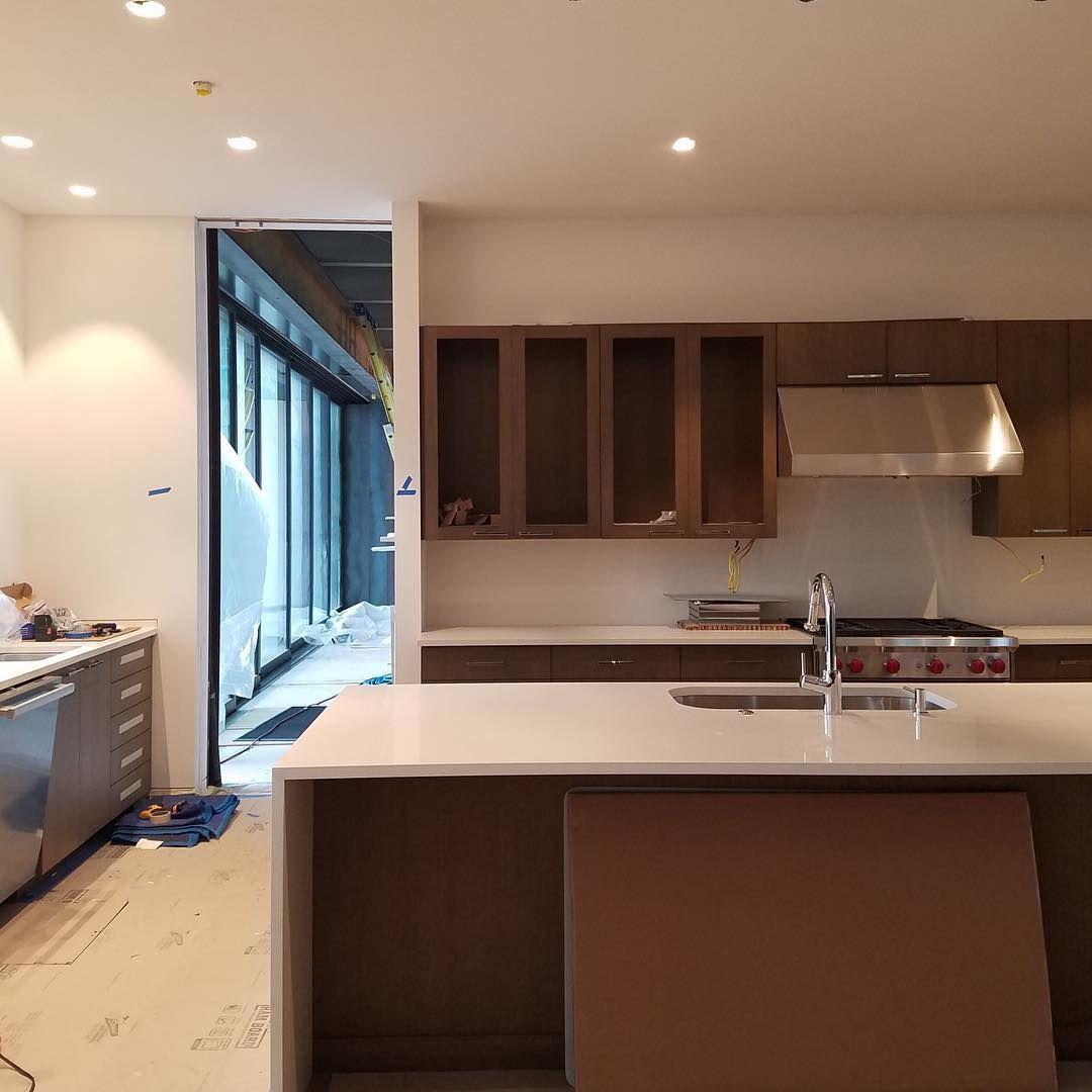 NB Design Group | Laurelhurst, Seattle | Interior Design | Kitchen Design in Progress